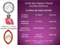 North Star Baptist Church International